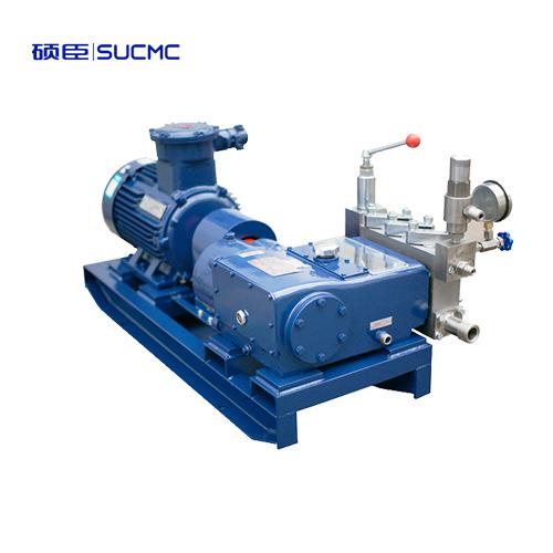 3DP40高压柱塞泵